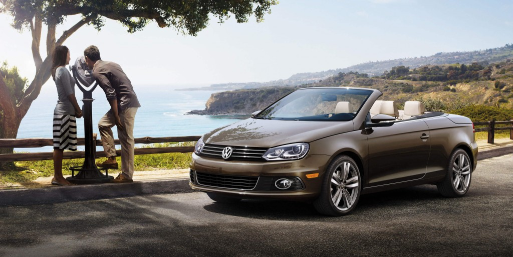 Capilano VW 2015 Volkswagen Eos Brown