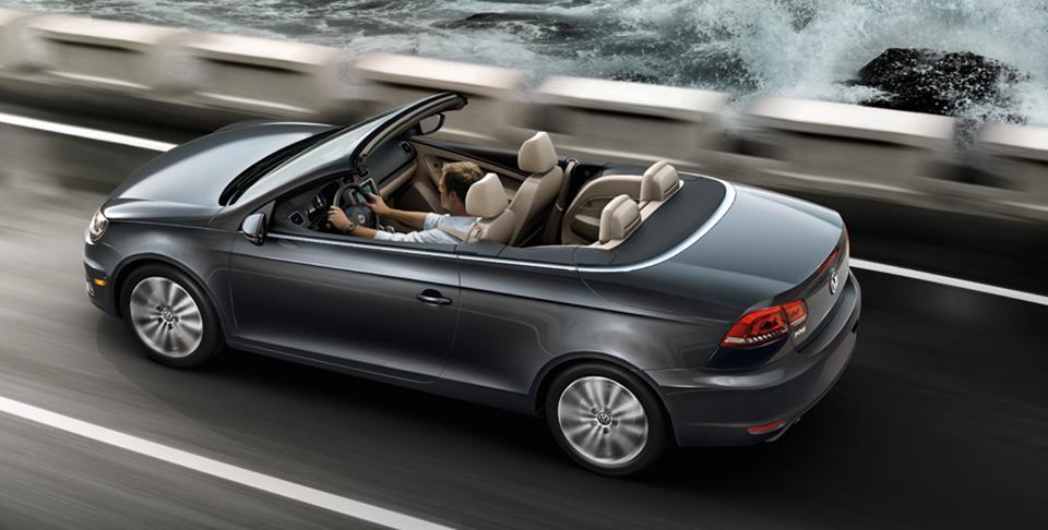Capilano VW 2015 Volkswagen Eos Grey