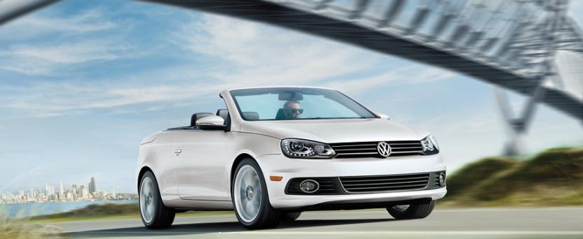 Capilano VW 2015 Volkswagen Eos White