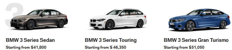 BMW 3 Series Calgary