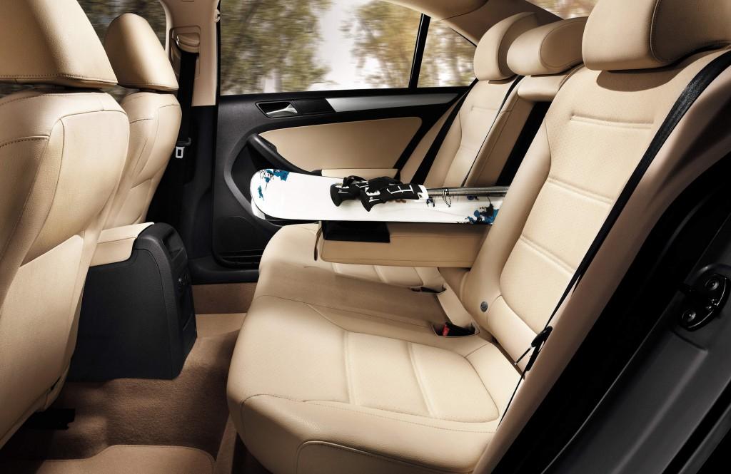 Roomy Back Seats