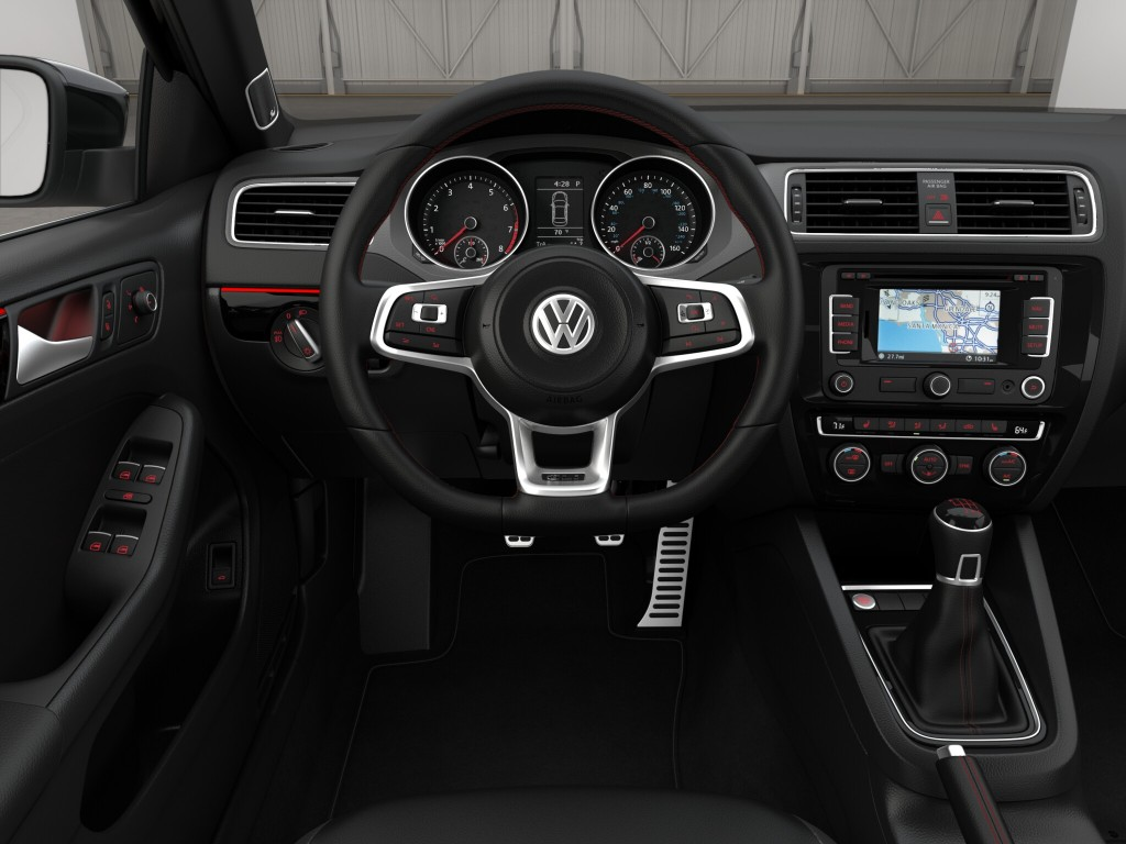 2015 Jetta GLI Interior - Call Jason 778-386-8820