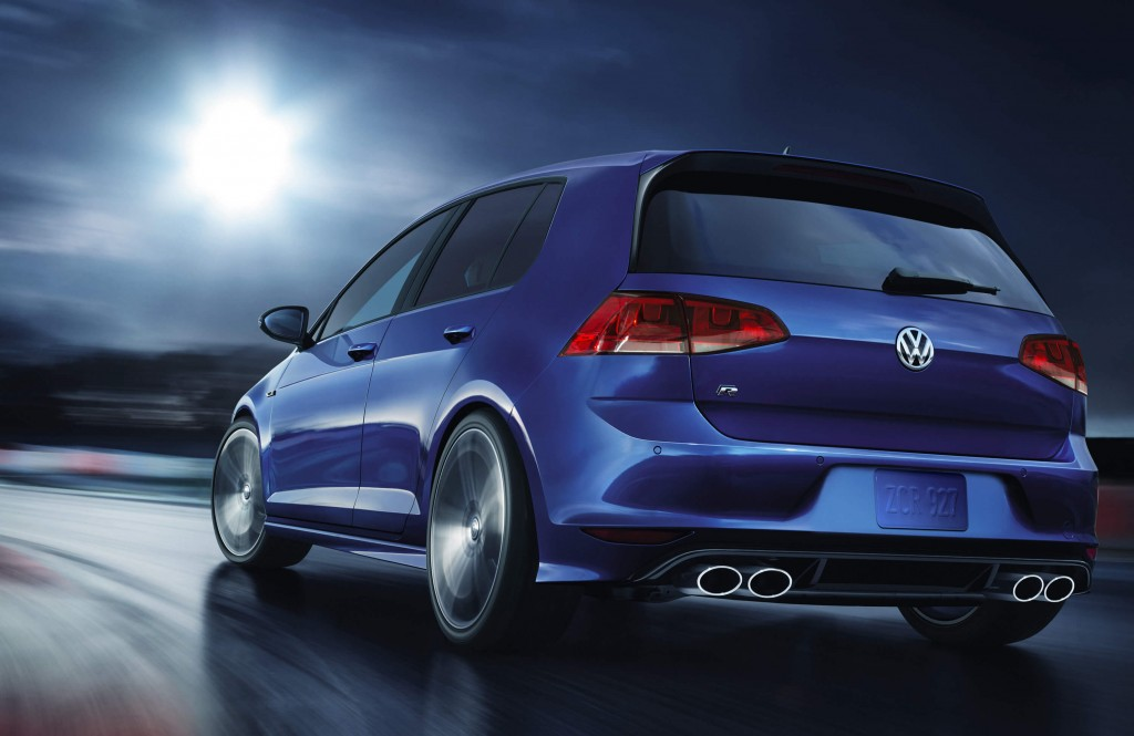 Get a 2016 Golf R from Jason at Capilano VW