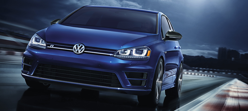 Golf R available at Capilano VW from Jason