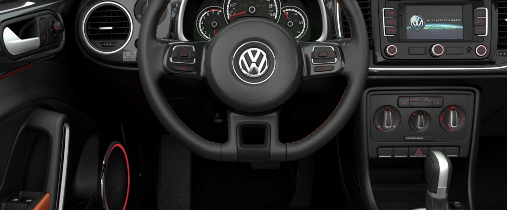 2016 Beetle Convertible Classic Dash
