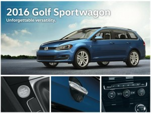 2016 Golf Wagon