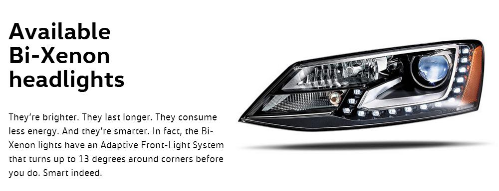 2016 Jetta Headlights